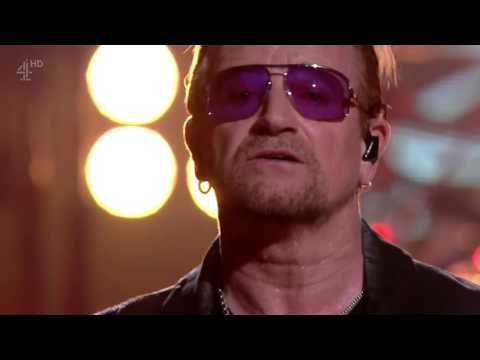 U2 - Song for Someone - TFI Friday - 16.10.2015 mp3