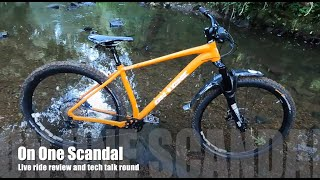 Scandal Live ride & Tech review from Guy Kesteven