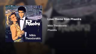 Love Theme from Phaedra