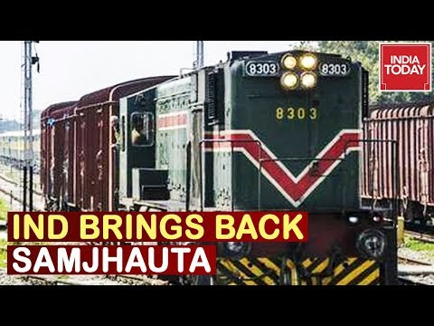 Indian Crew Brings Back Samjhauta After Pak Suspended It, Pakistan In Panic? | 5ive Live