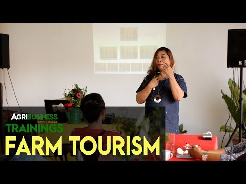 How To Start an Agribusiness: Family Farm Tourism | MoCa Family Farm | Agribusiness Trainings