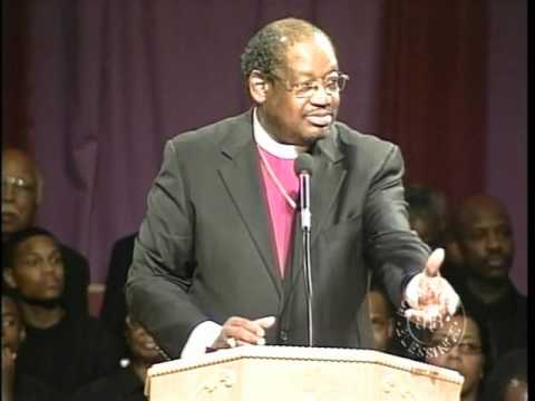 Bishop GE Patterson The Importance of the Holy Ghost