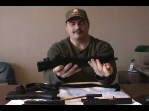 H&K MP5 Submachine Gun