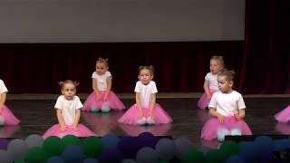 Танцевальная Хореография. Дети 3-5 лет/Duos-Dance Studio/19/05/2019