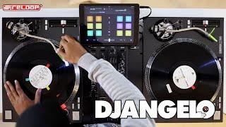 DJ ANGELO - Analog vs Digital (with Reloop RMX22i)