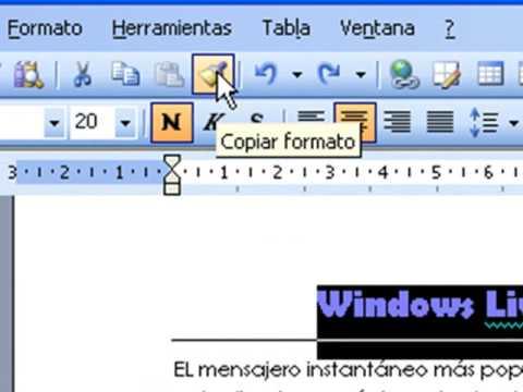 word-copiar-formato
