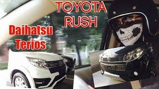 Toyota Rush dan Daihatsu Terios Facelift 2015 Indonesia