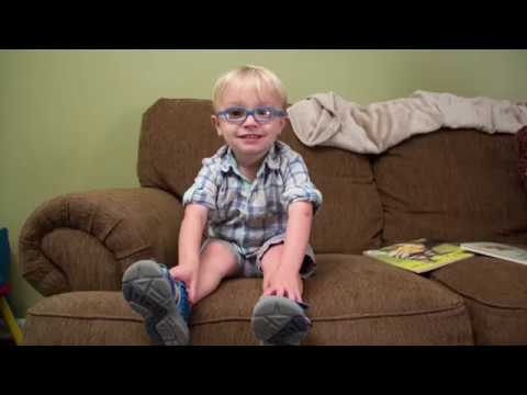 Jackson's Story: The Importance of Vision Screening in Preschool-age Children
