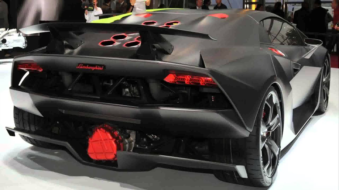 lamborghini sesto elemento youtube. Black Bedroom Furniture Sets. Home Design Ideas