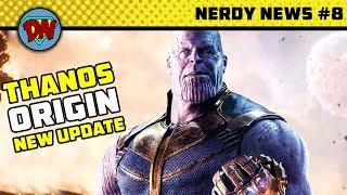Captain America's Mystery Weapon, Disney-Fox Deal Update, Infinity War, Hawkeye | Nerdy News #8