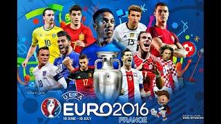 Все голы Евро 2016 / All Euro 2016 goals