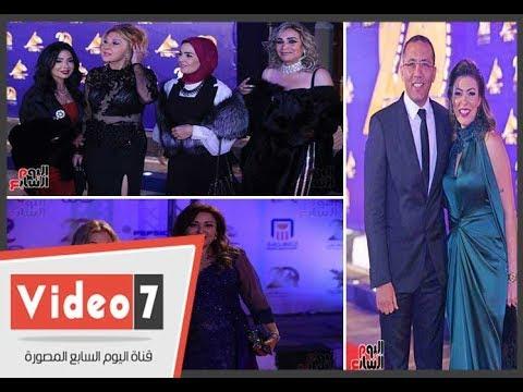 نجوم الفن والإعلام فى احتفالية مدينة الإنتاج بمناسبة 20 عاما على تأسيسها  - 21:21-2018 / 1 / 11