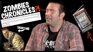*ZOMBIES CHRONICLES* POSSIBLE RELEASE DATE?! NEW EVIDENCE OF 8 REMASTERS IN BLACK OPS 3 DLC 5?!