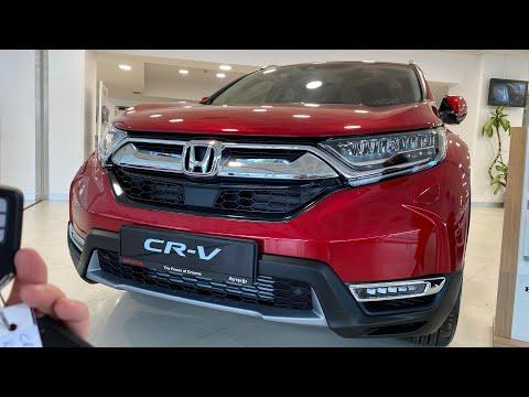 Honda CR-V: Der Geheimtipp unter den Hybrid-SUV? - Test/Review | auto motor und sport