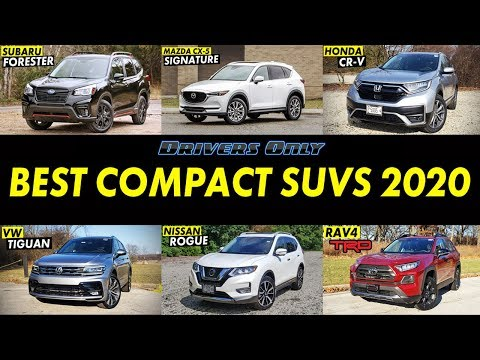 Best Compact SUVs for 2020 – Drivers Only
