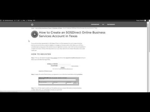 How to Start a Business in Texas | TX Secretary of State