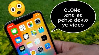 2019 iPhone X 256 GB  CLONE  Full NOTCH Display Complete Review INDIA