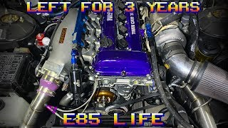 Dumb things Aaron does - Can I start a 700hp drift car that sat for 3 years