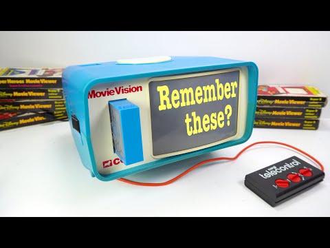 Corgi Movie Vision - A dim childhood memory revisited - Techmoan