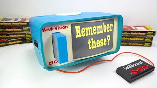 Corgi Movie Vision - A dim childhood memory revisited