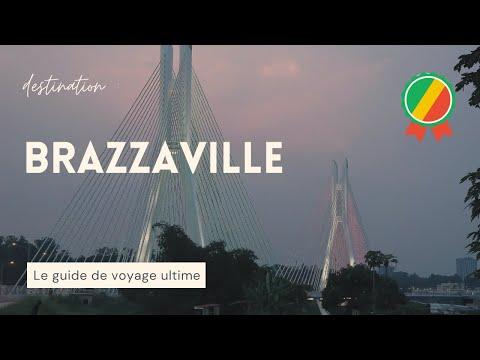CITYTOURPART2#BRAZZAVILLE(PLATEAU,BOULEVARD, CORNICHE)
