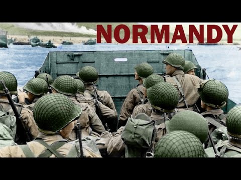 Invasion of Normandy | The D-Day Convoy | 1944 | World War 2 Documentary