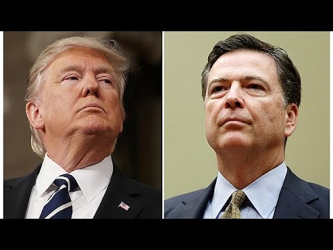 Donald Trump limoge le directeur du FBI, James Comey