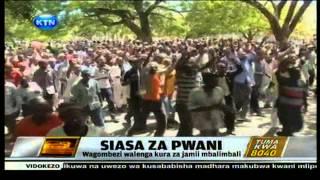 News: Siasa za pwani
