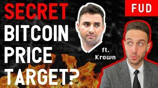 NO ETF? 😱THE BITCOIN PRICE TARGET NO ONE IS TALKING ABOUT!  + Krown Explains Market Making 🚀