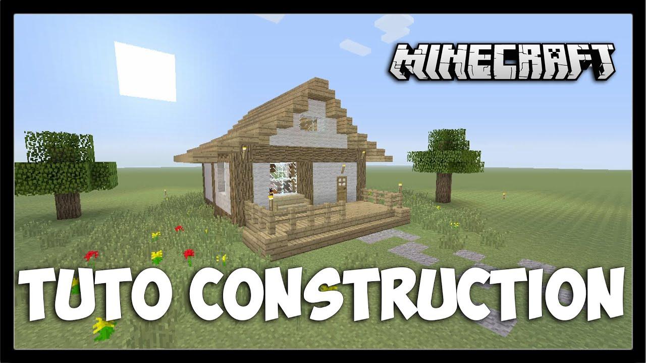 Tuto construction d 39 une maison simple youtube for Construction maison simple