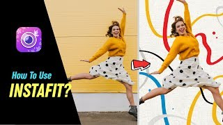 How To Use InstaFit | Photo Editing Tutorial | YouCam Perfect