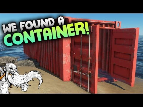"Stranded Deep Gameplay - ""SHIPPING CONTAINER!!!""  - Let's Play Walkthrough"