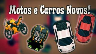Nova Loja de Motos e Carros (Graal Online Era)