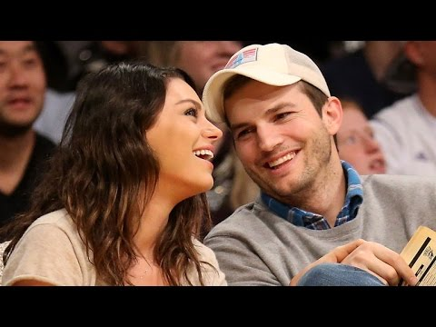 Mila Kunis Reveals She And Ashton Kutcher Were Friends With Benefits At First