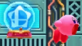 Kirby: Planet Robobot - How to get the Smash Bros. Ability without Amiibo
