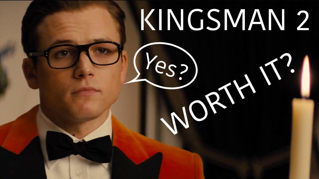 Netflix Kingsman 2