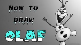 """Ep. 153 How to draw Olaf from Frozen + """"Earth to Echo"""" trailer (Vidcon)"""