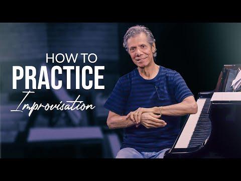 How to Practice Improvisation