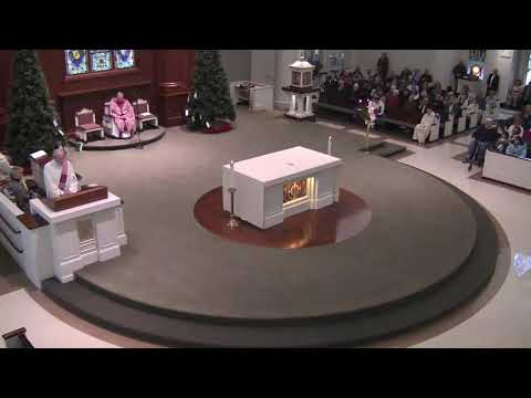 Homily for the Third Sunday of Advent ~ Deacon David Pierce