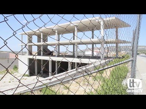 VÍDEO: Doce años después... adjudicadas las obras para concluir el Centro Comarcal de Servicios de la Diputación en Lucena.