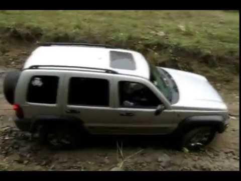 Jeep Liberty Lift Kit Reviews - Jeep Liberty 2002 3.7 v6 OFFROAD test Armenia!!!