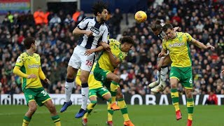 West Bromwich Albion 1 Norwich City 1| Match Review And Player Ratings|HARPER AND BARRY WERE SUPERB!