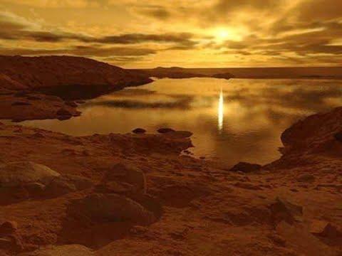 Swimming in Titan