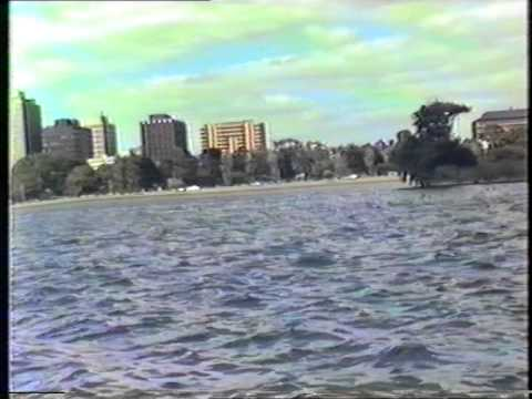 Speedboat Racing February 1986 Albert Park Lake Part 3
