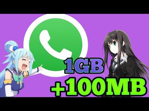 Como Enviar Videos Pesados Por Messenger Y Whatsapp Más De 100MB 2020