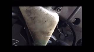 01 02 03 04 05 06 Gsxr 600/750 clutch cable replay