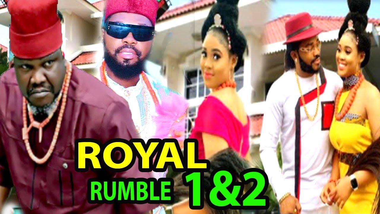 Download ROYAL RUMBLE  SEAON-1&2 (NEW HIT MOVIE) UGEZU J UGEZU &JERRY WILLIAMS 2020 LATEST NIGERIA  MOVIE
