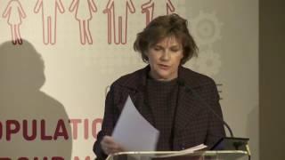 """Wprowadzenie - Konferencja """"Starzenie się społeczeństwa i jego znaczenie dla rynku pracy..."""