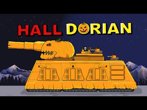 """Tank HALLDORIAN"" Cartoons about tanks"