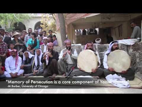 Yezidi, Lalish, Kurdistan, Iraq,